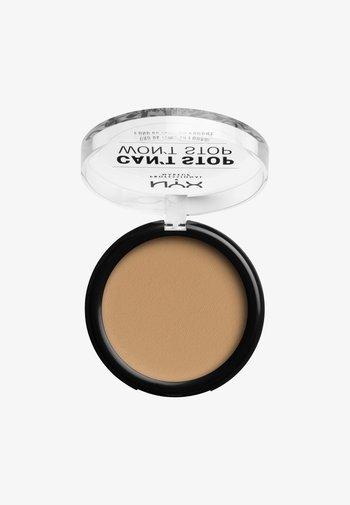CAN'T STOP WON'T STOP POWDER FOUNDATION - Powder - CSWSPF7PT5 soft beige