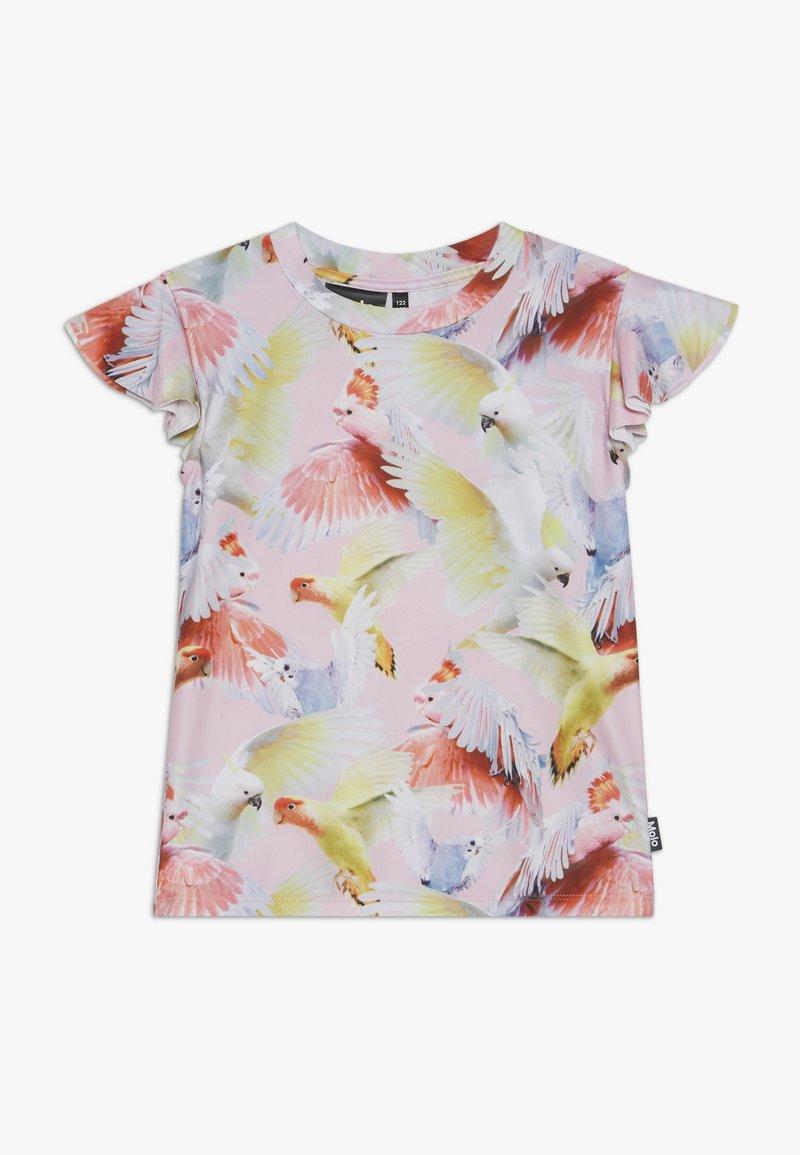Molo - NEONA - Camiseta de lycra/neopreno - light pink