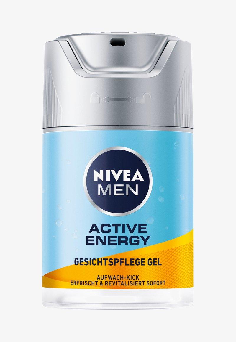 Nivea Men - ACTIVE ENERGY FACE CARE GEL - Dagcrème - -