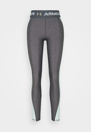 Legginsy - charcoal light heather