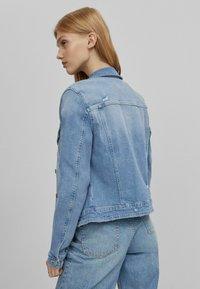 Bershka - Veste en jean - blue denim - 2