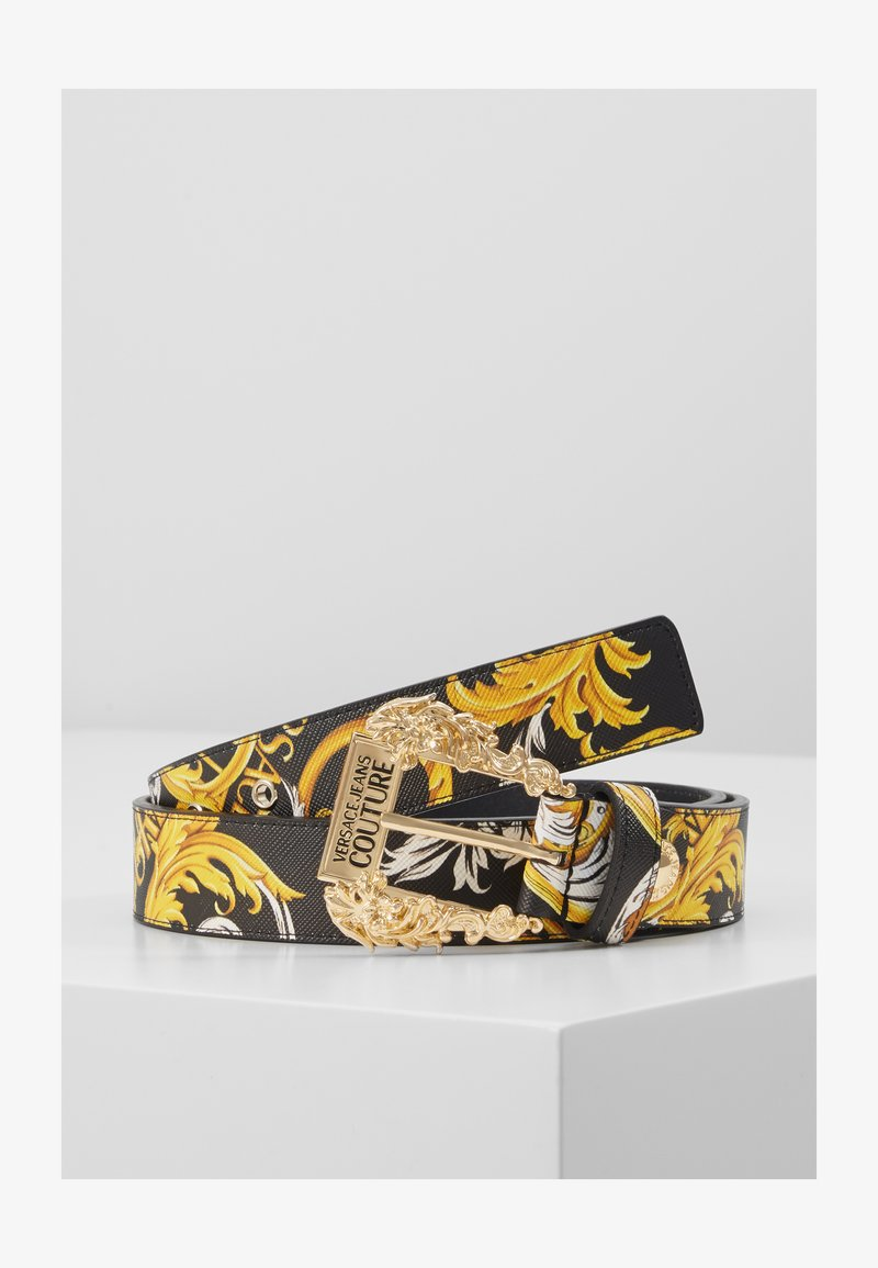 Versace Jeans Couture - BAROQUE BUCKLE REGULAR - Gürtel - multi-coloured