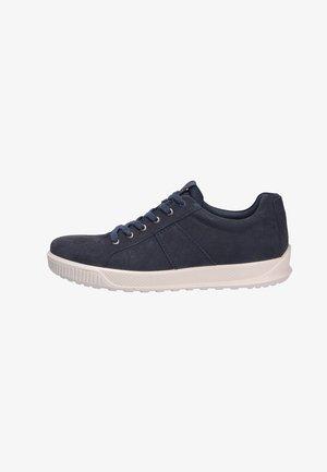 BYWAY - Volnočasové šněrovací boty - navy