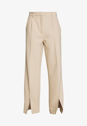 CINDY NATIMA PANT - Trousers - light sand