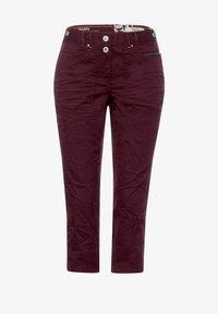 Cecil - Denim shorts - rot - 3