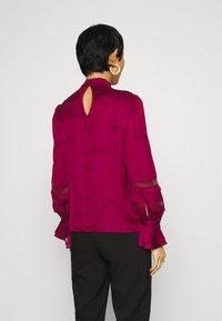 Fabienne Chapot - Long sleeved top - purple sky - 2