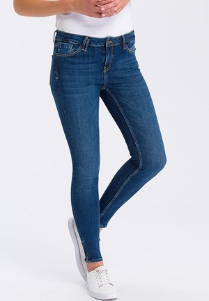 GISELLE - Jeans Skinny Fit - mid blue