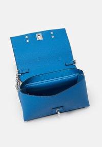 Guess - UPTOWN CHIC MINI XBODY FLAP - Across body bag - blue - 2