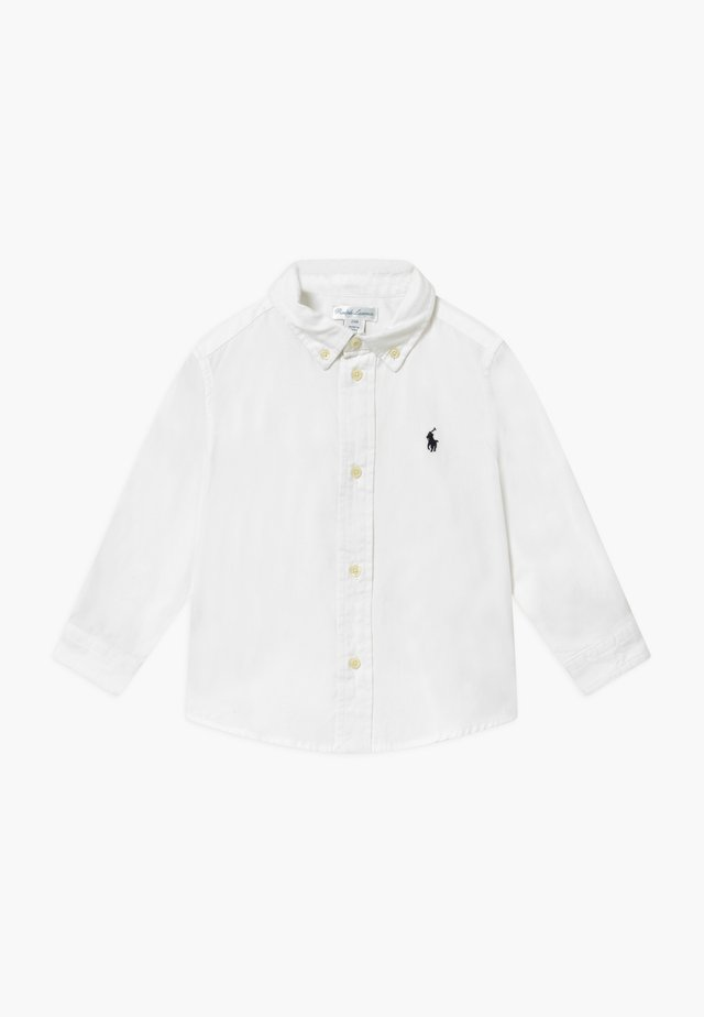 CUSTOM FIT - Skjorta - white