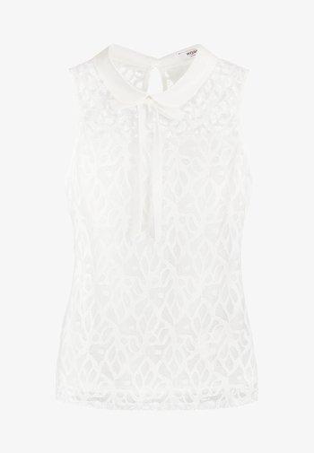 DINCO - Blusa - blanc