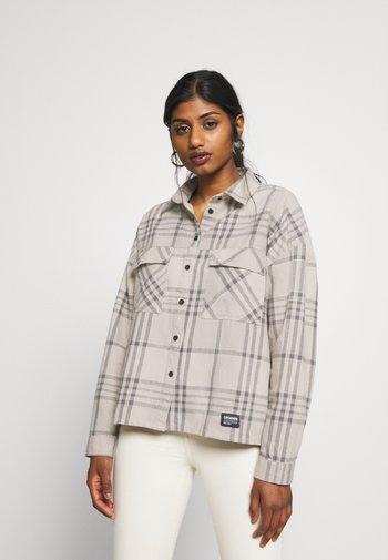 NATHALIE - Summer jacket - cashew