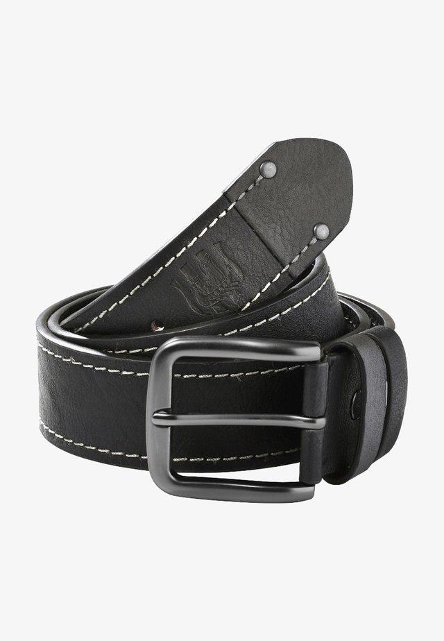BORAK - Belt - black