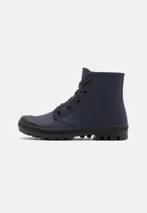 ALL WEATHER BOOT UNISEX - Lace-up ankle boots - navy blazer