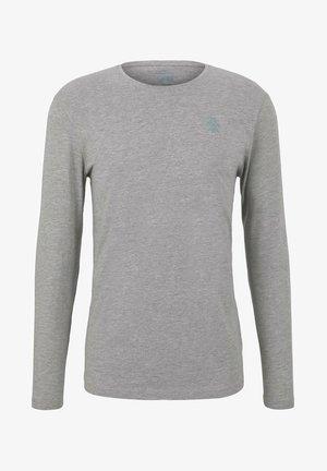 Camiseta de manga larga - middle grey melange