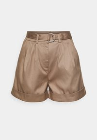 DAKOTA - Shorts - caribou