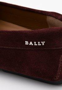 Bally - PEARCE - Mokasíny - shiraz - 5