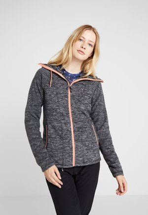 ELECT FEEL IN - Fleece jacket - charcoal heather