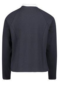 Betty Barclay - Zip-up sweatshirt - dunkelblau - 4