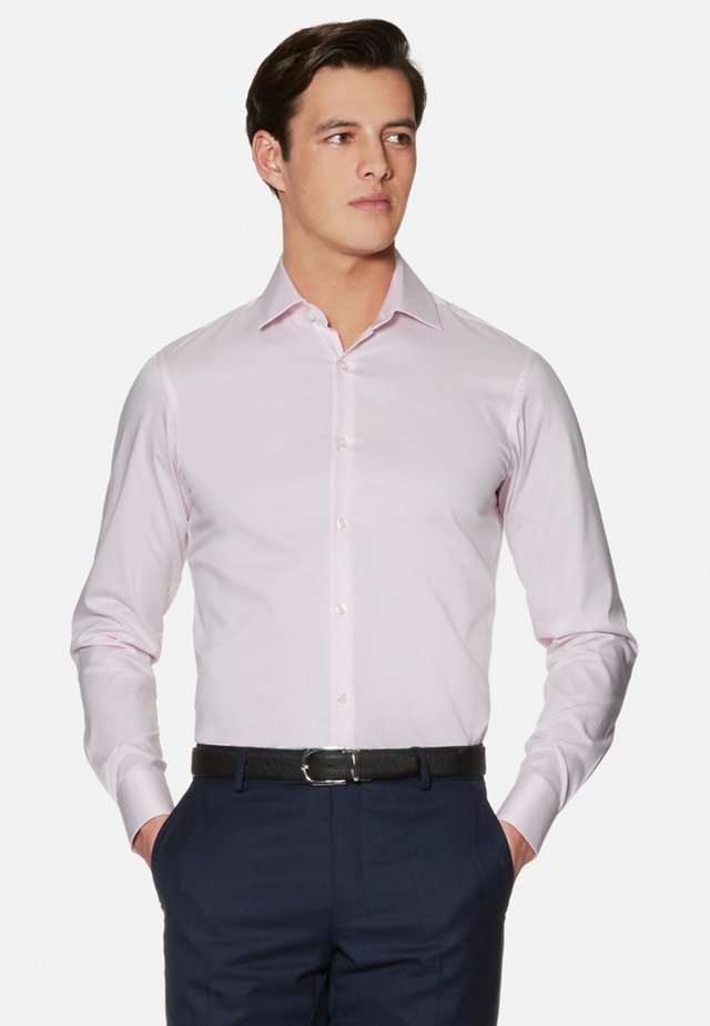 SUPER FITTED STRETCH  - Formal shirt - pink