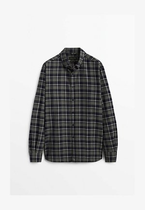 Formal shirt - dark grey