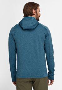 Mammut - NAIR  - Fleece jacket - sapphire melange - 1