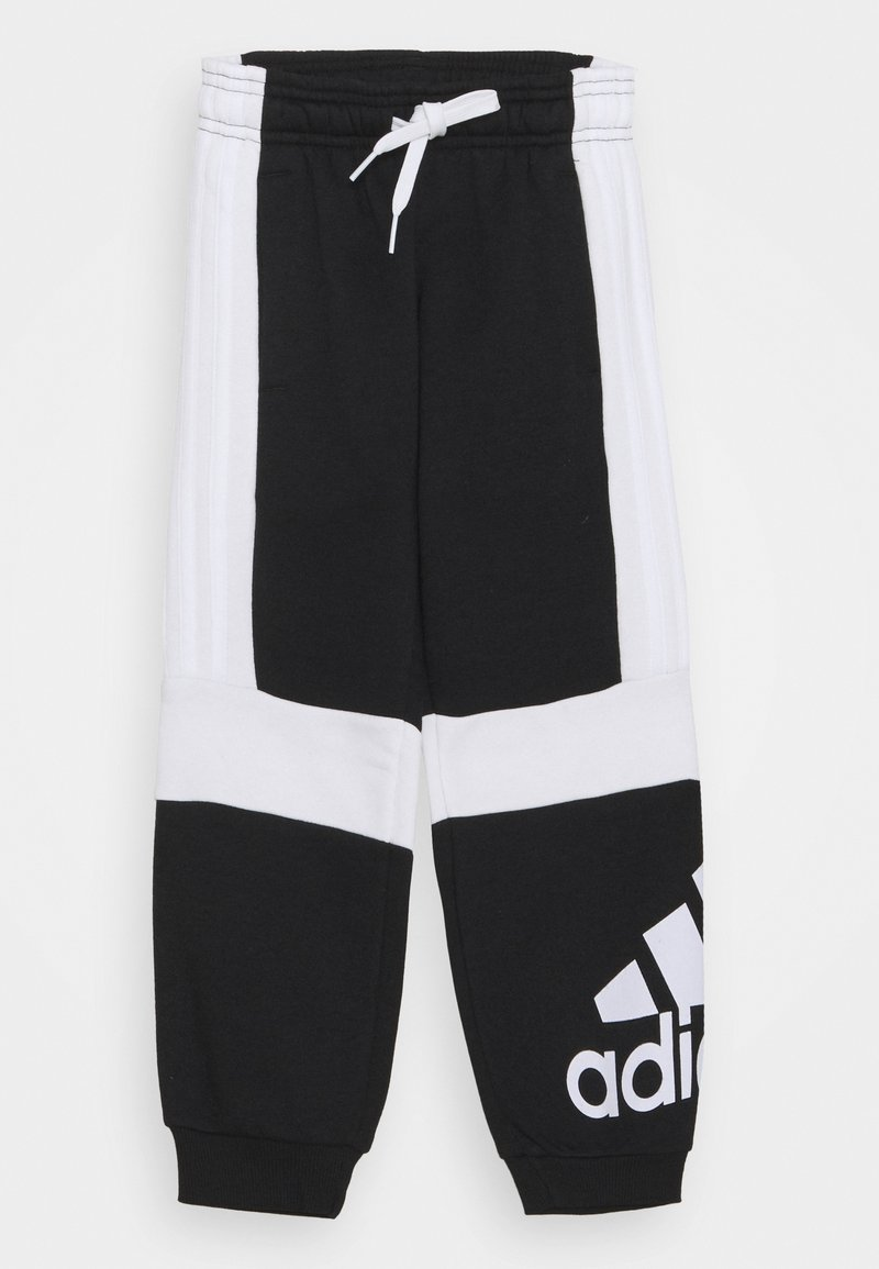 adidas Performance - Pantaloni sportivi - black/white