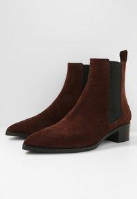 Aeyde - LOU - Kotníkové boty - brown - 1