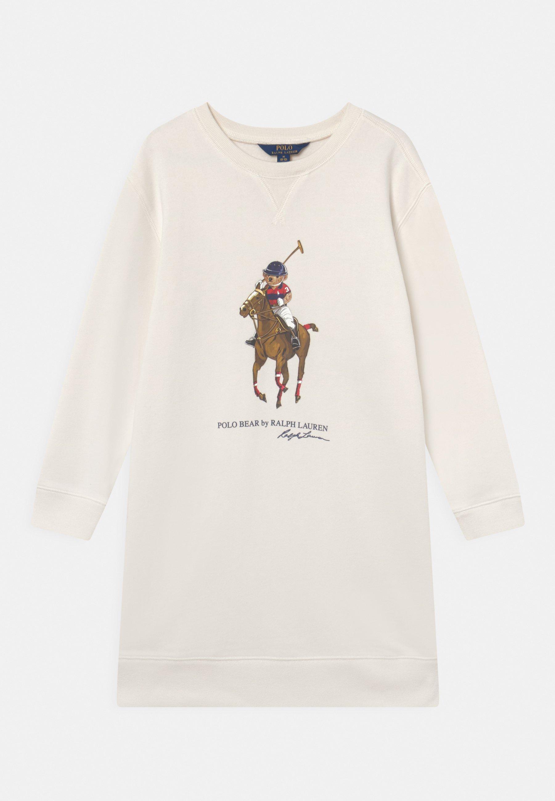 Børn BEAR DAY DRESS - Hverdagskjoler