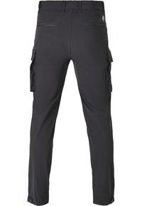 Urban Classics - Cargo trousers - black - 6