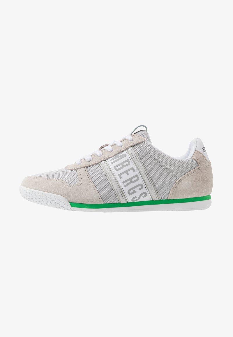 Bikkembergs - ENRICUS - Sneakersy niskie - pearl grey