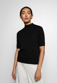 Filippa K - EVELYN - Camiseta básica - black - 0