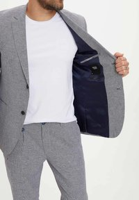 DeFacto - Giacca - navy - 4
