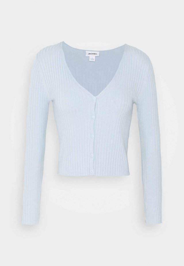 SILJA  - Cardigan - blue light