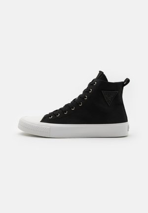 EDERLE SMART - High-top trainers - black