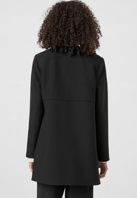 HALLHUBER - Short coat - black - 1