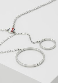 Tommy Hilfiger - FINE - Necklace - silver-coloured - 5