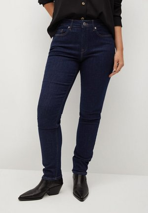 SUSAN - Jeans slim fit - blau