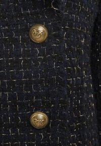 Pinko - PRIMO CABAN COAT - Cappotto corto - blue nero - 2