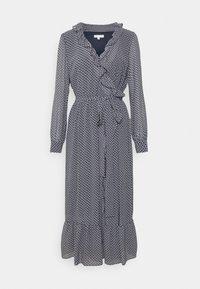 MICHAEL Michael Kors - MINI BICOLOR SET - Day dress - blue - 5