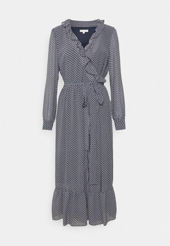 MINI BICOLOR SET - Korte jurk - blue