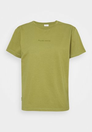 CORE FEMALE TEE - T-Shirt basic - green moss