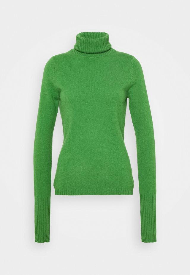 ROLLNECK - Maglione - grün