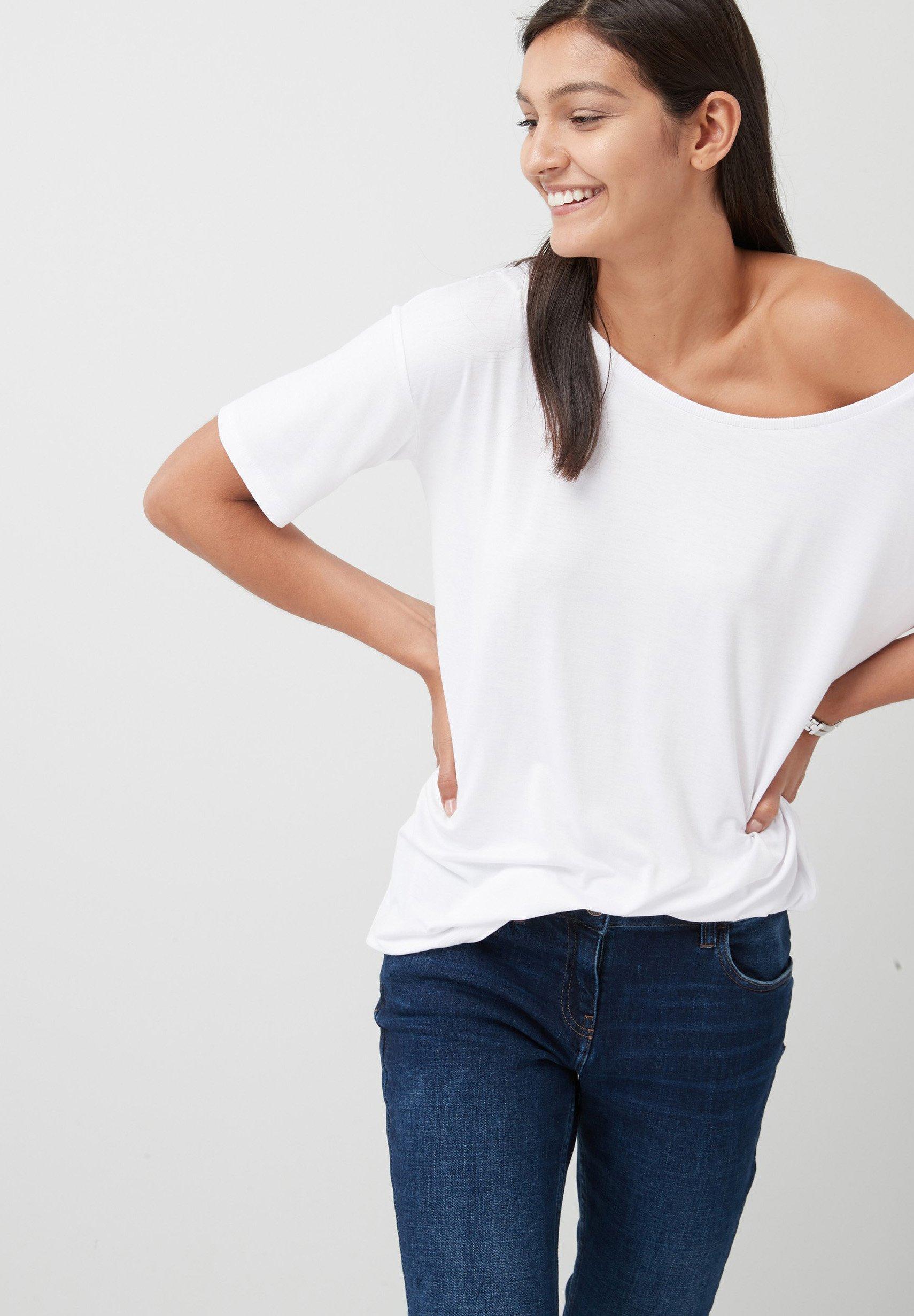 Damen OVERSIZED - T-Shirt basic