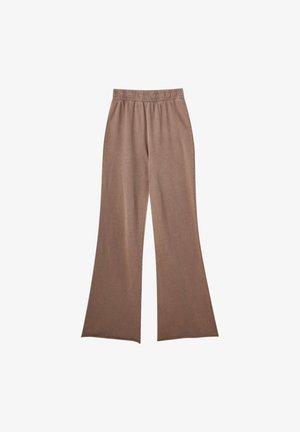 Pantaloni sportivi - mottled pink