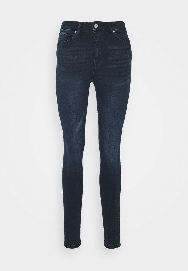 ONLPAOLA LIFE - Jeans Skinny - blue black denim