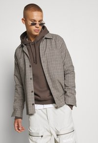 Nike Sportswear - CLUB HOODIE - Felpa - ironstone - 3