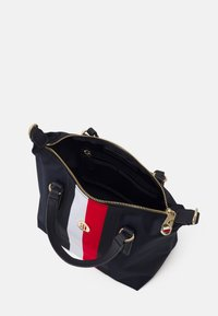 Tommy Hilfiger - POPPY SMALL TOTE CORP - Bolso shopping - blue - 2