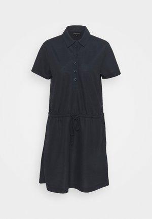 Shirt dress - blu navy