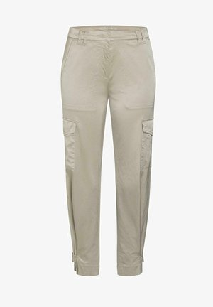 MALOU - Cargo trousers - sand