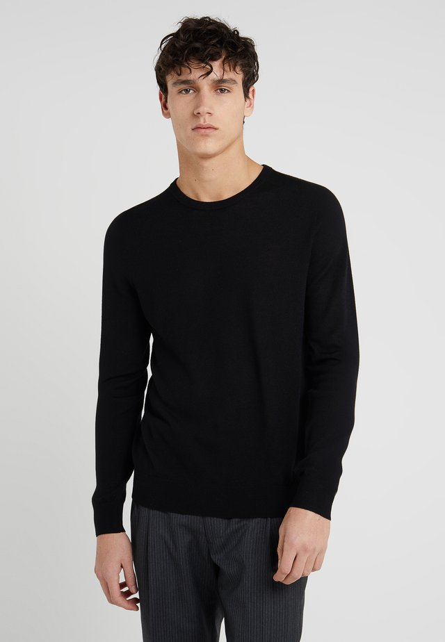 NICHOLS - Pullover - black
